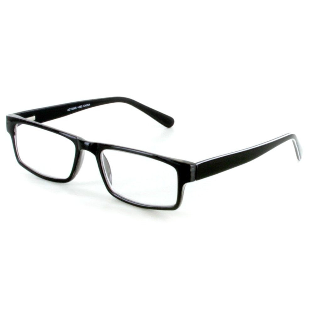 """Islander RX04"" Fashion Reading Glasses with RX-Able Wayfarer Frames 50mm x 18mm x 140mm - Aloha Eyes - 2"