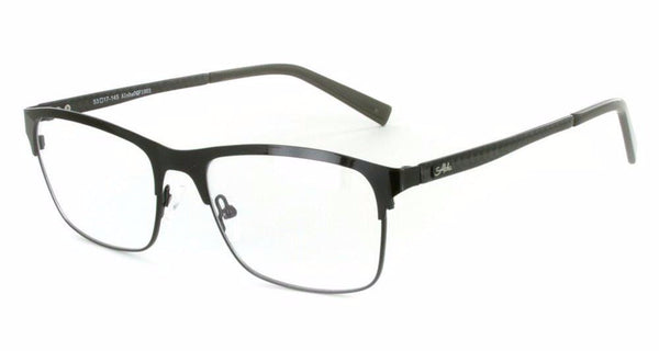 """Olympus"" Optical-Quality RX-Able Wayfarer Carbon Fiber Frames 53mm x 17mm x 145mm - Aloha Eyes - 1"