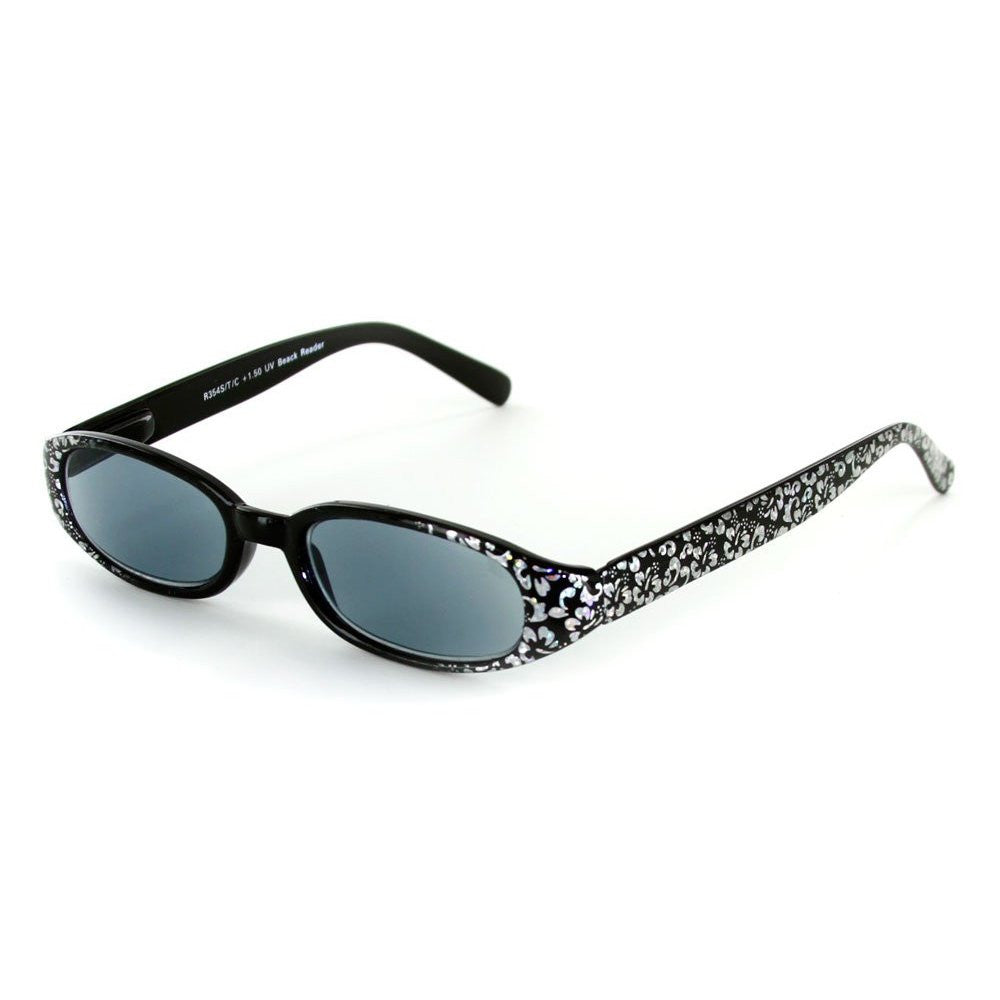 """Sun Reflections"" Full-Lens (Non Bifocal) Reading Sunglasses - Light Tint - Aloha Eyes - 4"