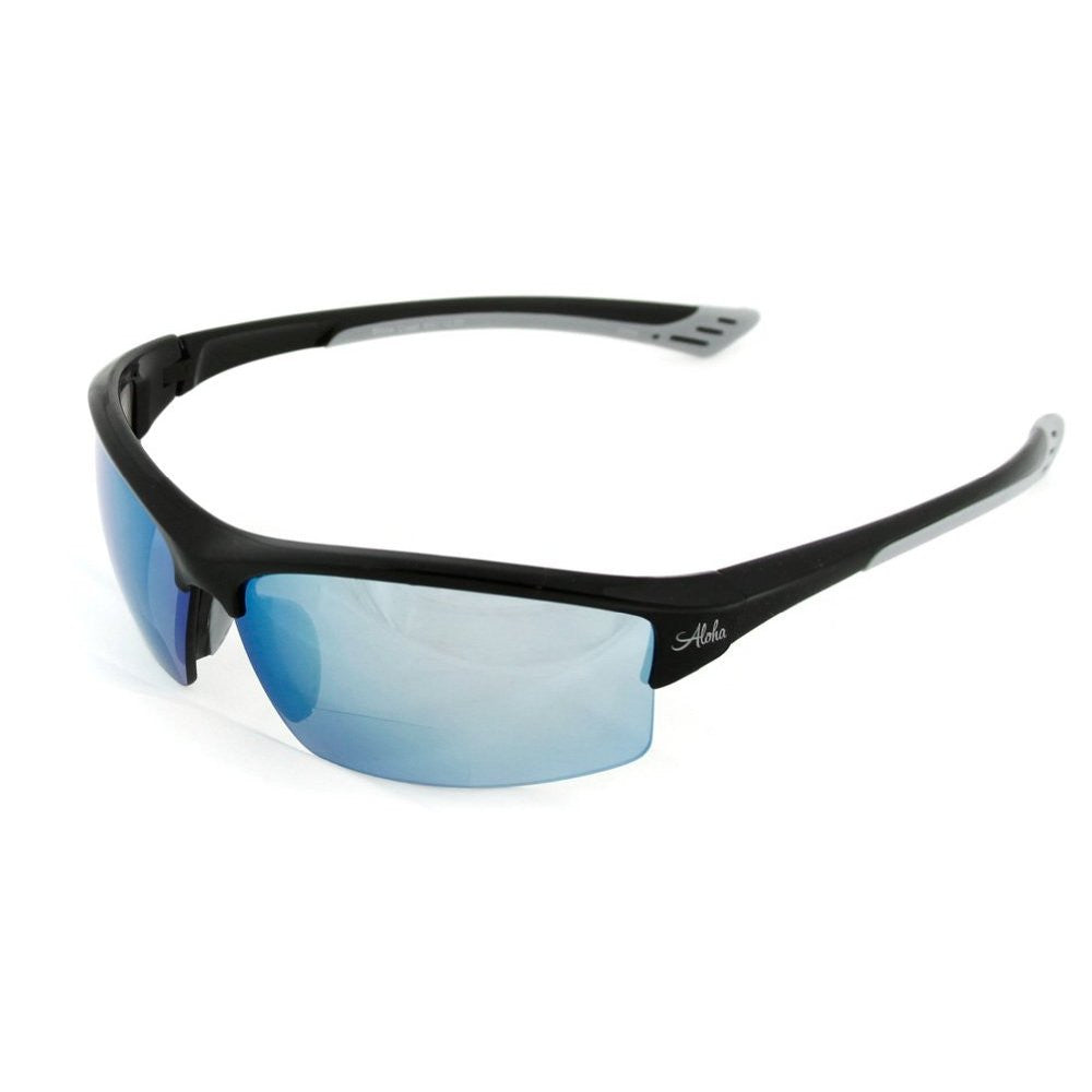 """Stone Creek® MX1"" Men's Wrap-Around Bifocal Reading Sunglasses, Our Best-Selling Item of All Time - Aloha Eyes - 2"