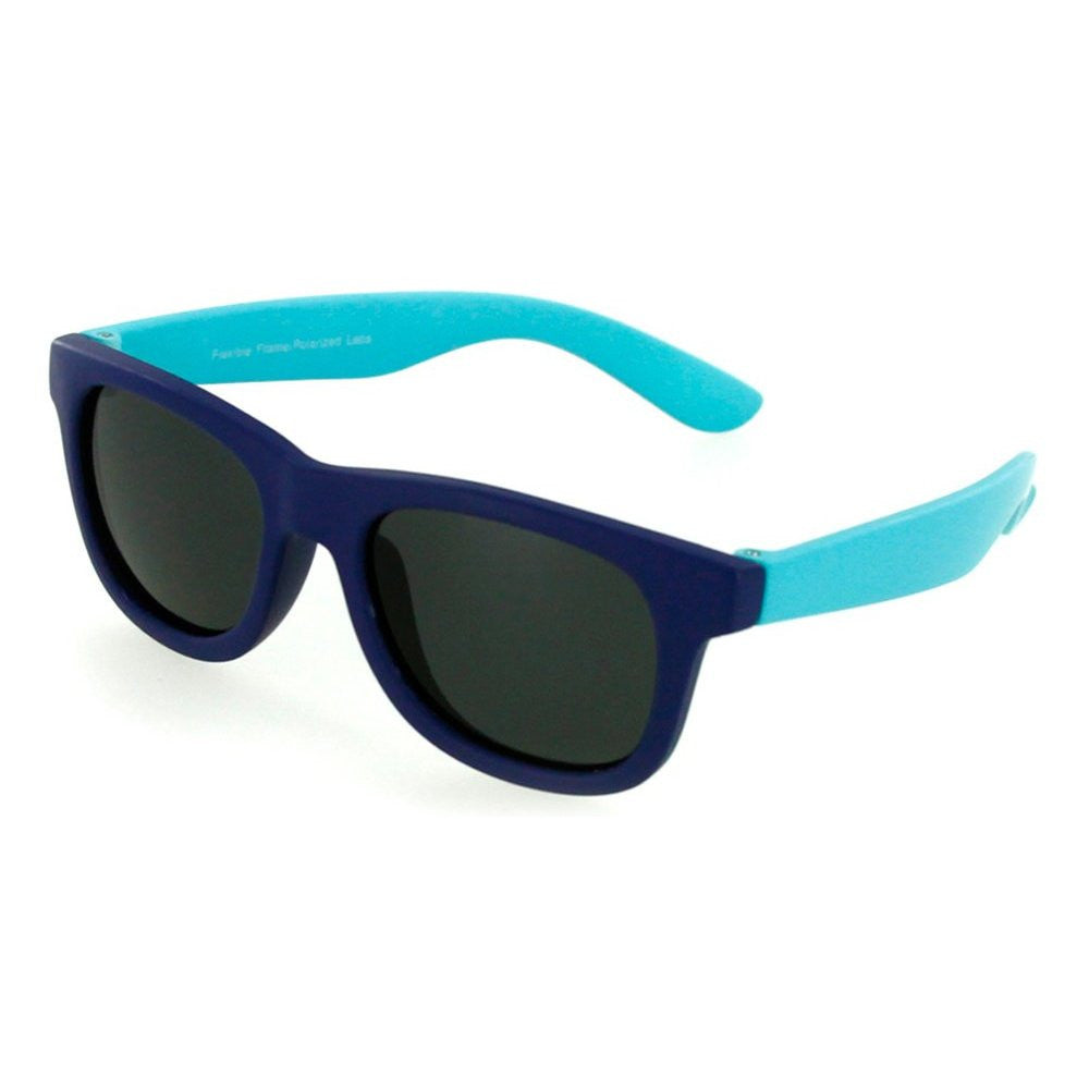 """Crayons"" Flexible Polarized Wayfarer Sunglasses in Neon Colors for Boys & Girls 100% UV - Aloha Eyes - 4"