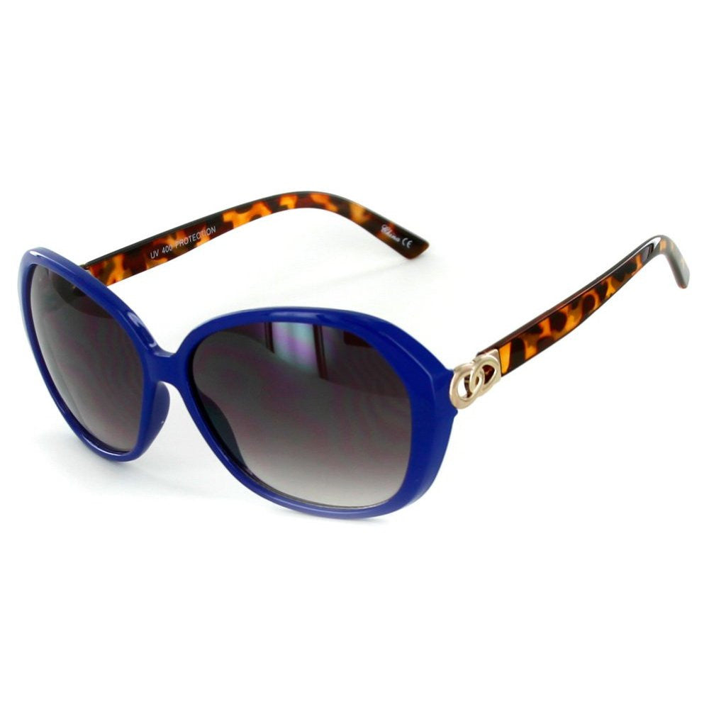 """Oceanside"" Fashion Oversized Sunglasses with Butterfly Shape for Stylish Women - Aloha Eyes - 2"