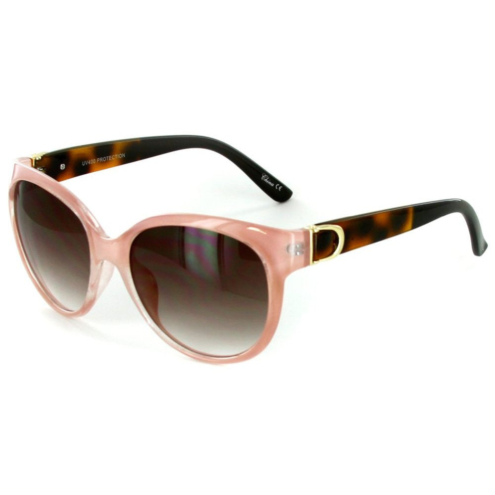 """Nautique"" Fashion Cateye Sunglasses with Butterfly Shape for Stylish Women - Aloha Eyes - 4"