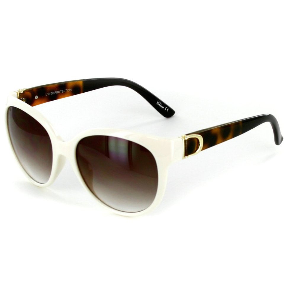 """Nautique"" Fashion Cateye Sunglasses with Butterfly Shape for Stylish Women - Aloha Eyes - 5"