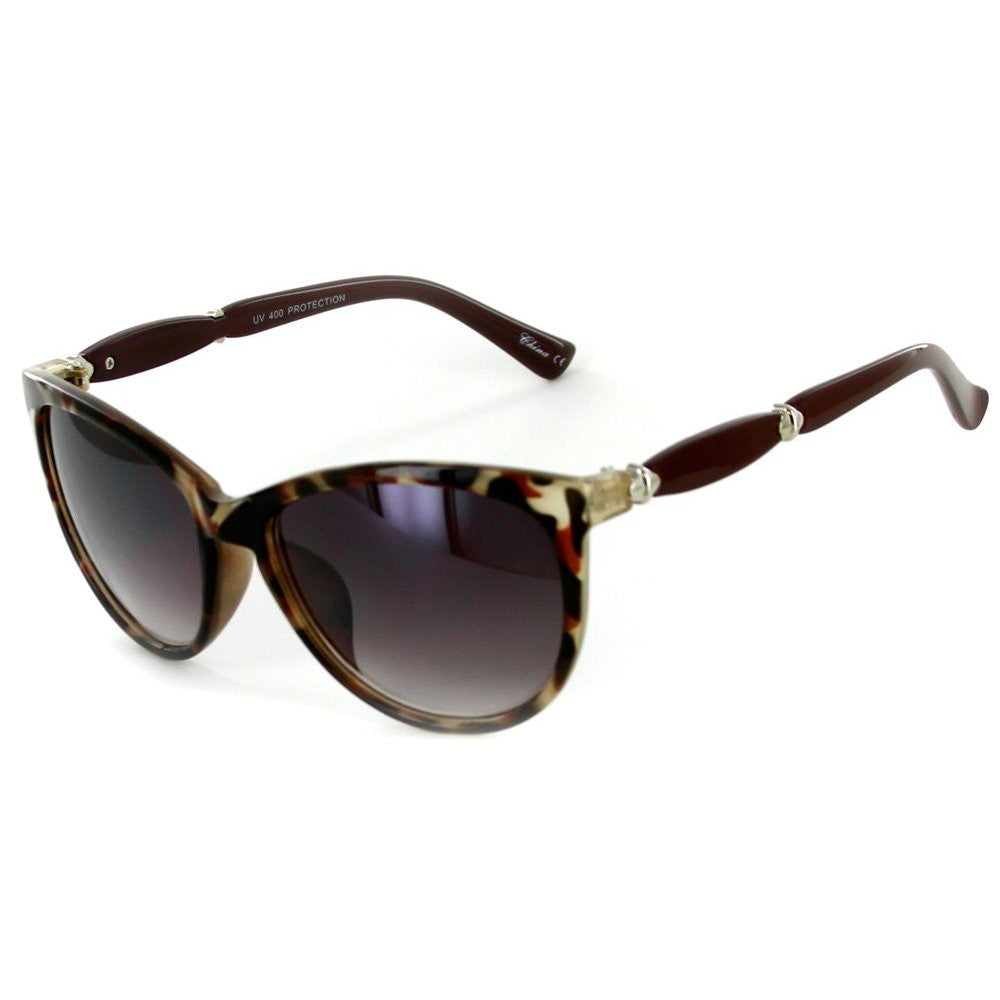 """Cocoa Beach"" Fashion Cateye Sunglasses with Butterfly Shape for Stylish Women - Aloha Eyes - 2"