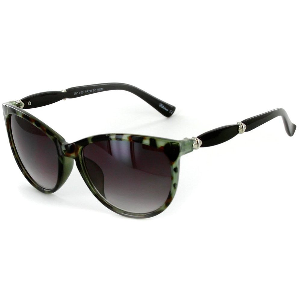 """Cocoa Beach"" Fashion Cateye Sunglasses with Butterfly Shape for Stylish Women - Aloha Eyes - 4"