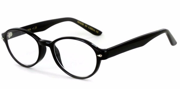 """Islander RX05"" Round Wayfarer Reading Glasses in RX-Able Frames for Women - Aloha Eyes - 1"