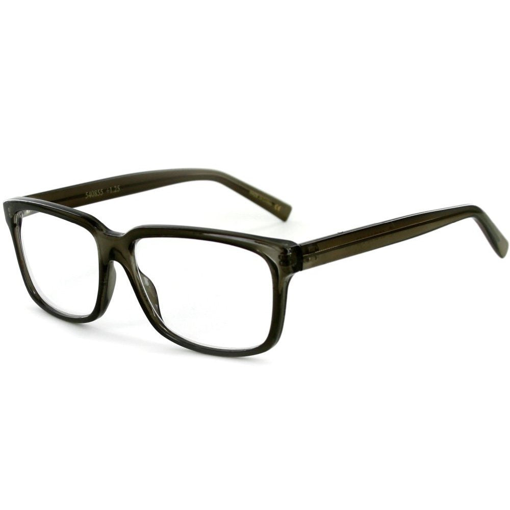 """Islander RX06"" Wayfarer Reading Glasses in RX-Able Frames for Men and Women - Aloha Eyes - 3"
