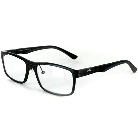 Alumni RX05 Men's Aluminum Optical-Quality RX-Able Reading Glasses - Aloha Eyes - 1
