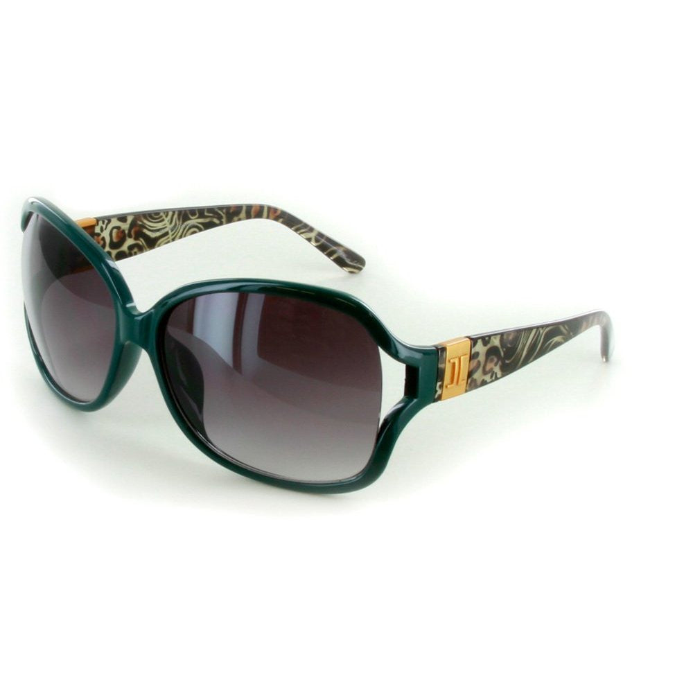 """Urban Safari"" Fashion Oversized Sunglasses with Butterfly Shape for Women - Aloha Eyes - 5"