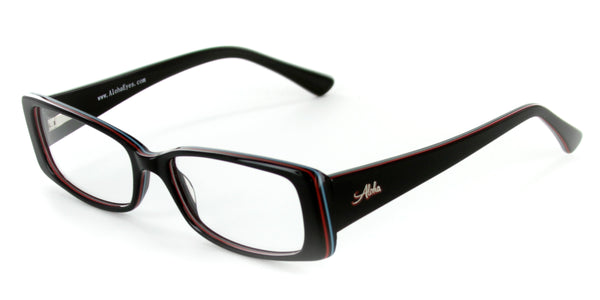 """Mauna Kea"" Optical-Quality RX-Able Frames"