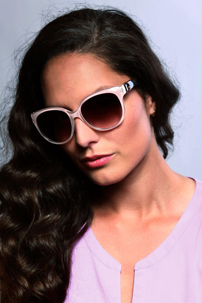 """Nautique"" Fashion Cateye Sunglasses with Butterfly Shape for Stylish Women - Aloha Eyes - 7"