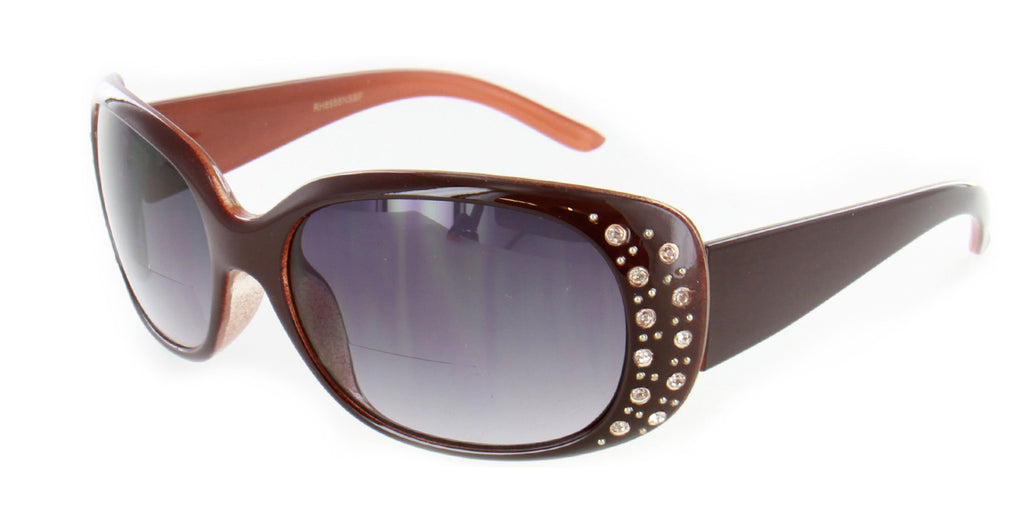 """Oceana"" Fashion Bifocal Sunglasses with Austrian Crystals for Women - Aloha Eyes - 7"