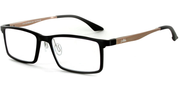 """Alumni RX04"" RX-Able Optical-Quality Aluminum Reading Glasses"