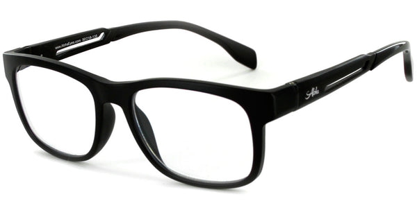 """Alumni RX06"" RX-Able Optical-Quality Aluminum Reading Glasses"