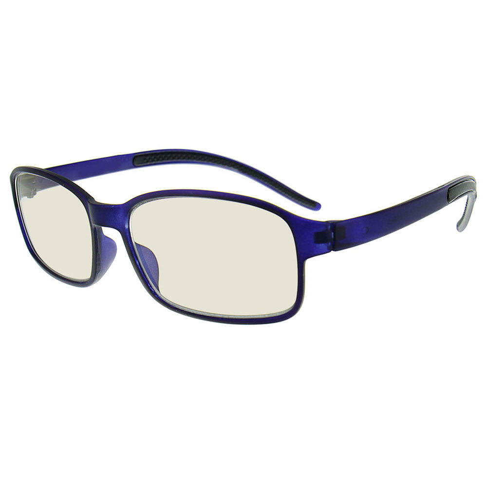 "Aloha ""Computer Glasses"" Square 54mm Lightweight Flexable Frames"
