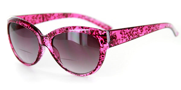 """Bombshell"" Fashion Bifocal Sunglasses"
