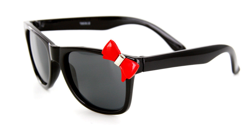 """Bow Peepers"" Polarized Sunglasses"