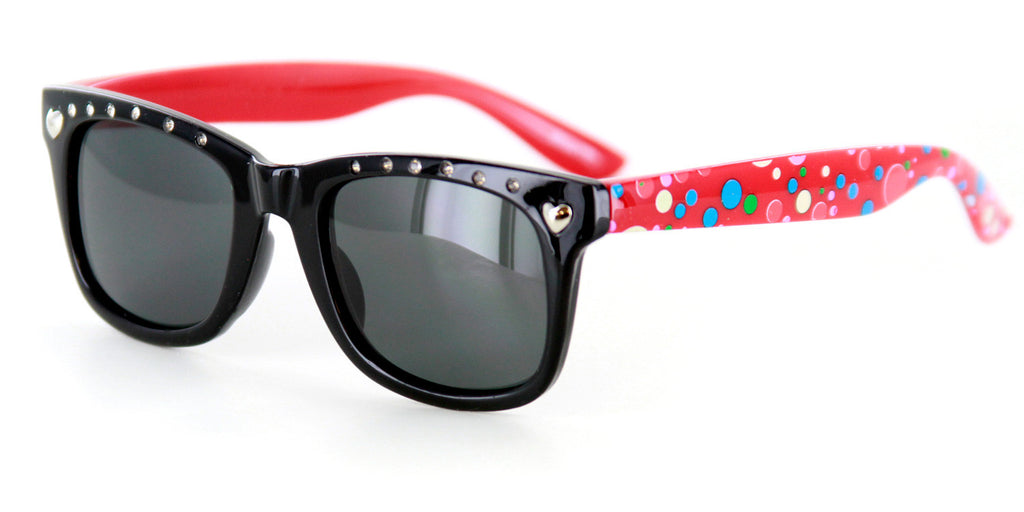 """Bubble Gum"" Polarized Kids' Sunglasses"