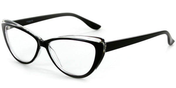 READING GLASSES WITH FULL READING LENS (NON BIFOCAL)