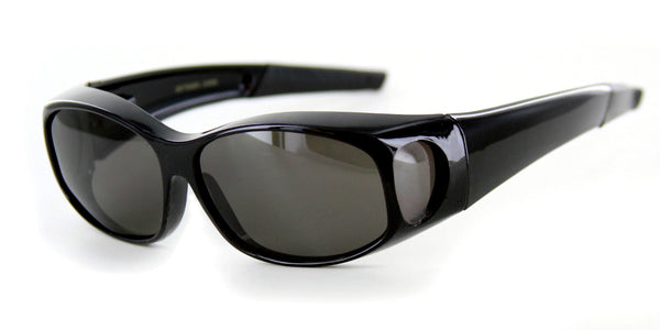 """Hideaways Small"" Over-Prescription Polarized Sunglasses"