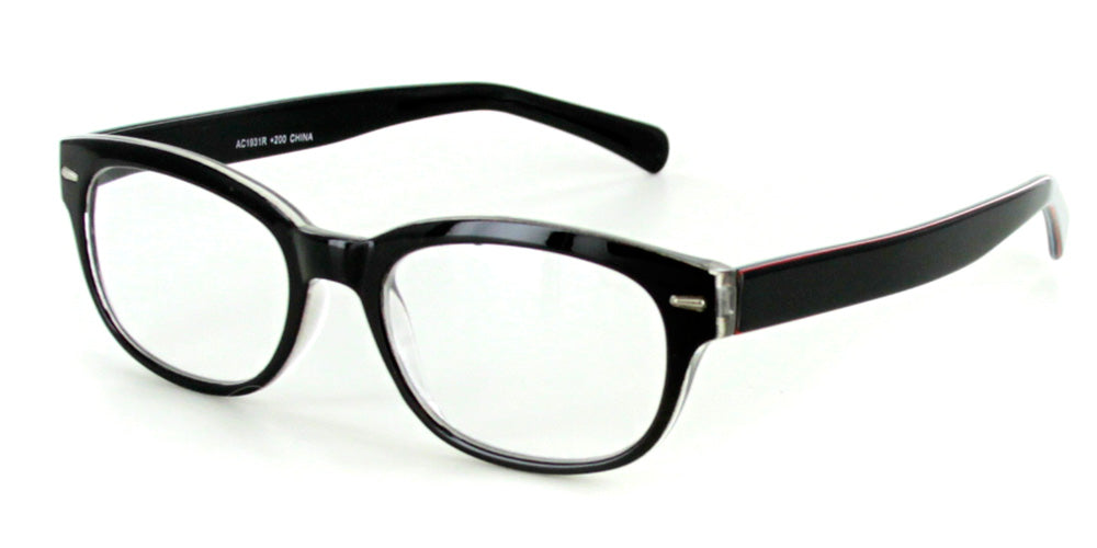"""Islander RX01"" Optical Quality RX-Able Reading Glasses"