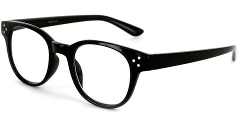 """Metro"" Vintage Wide Fit Unisex Reading Glasses"