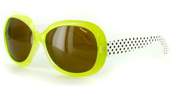 """Polka Dots"" Polarized Kids Sunglasses"