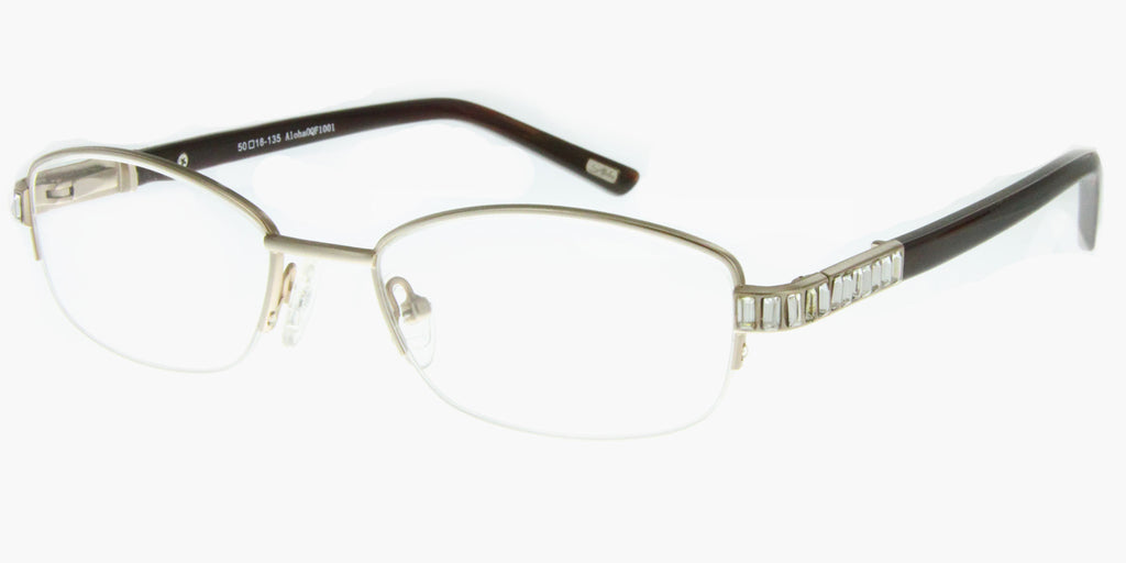 """Rainier"" Optical-Quality RX-Able Frames"