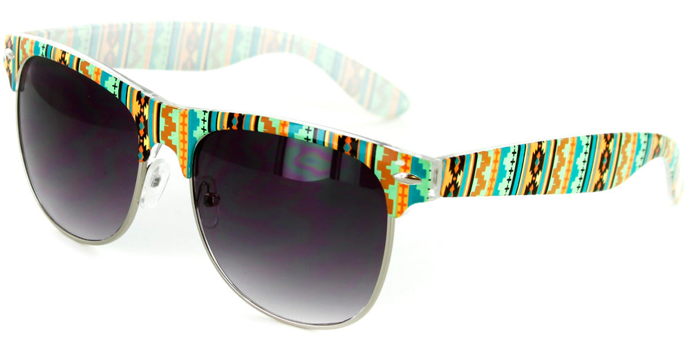 """Santa Fe"" Southwest Style Fashion Sunglasses"
