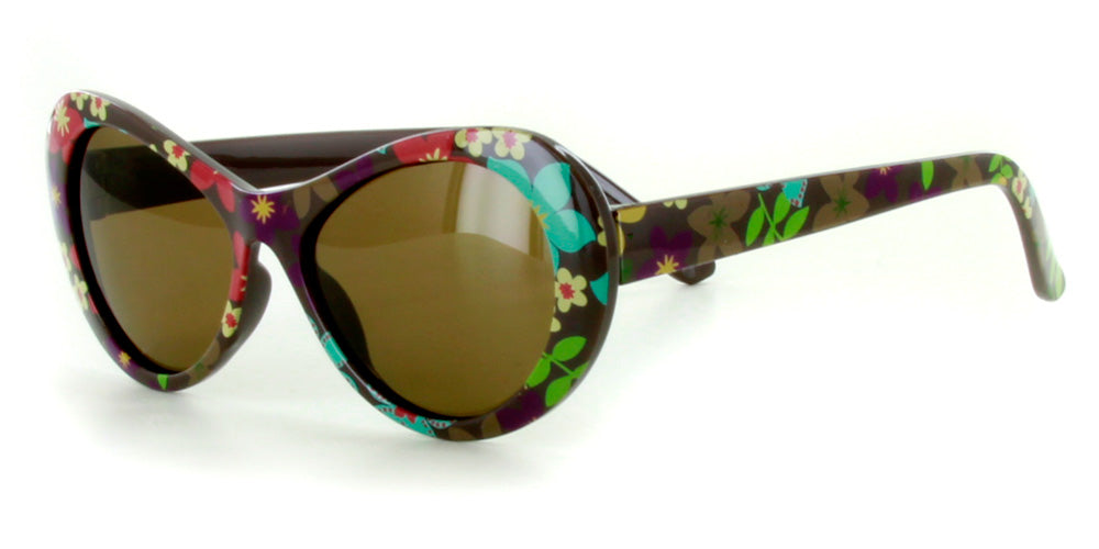 """Secret Garden"" Polarized Kids Sunglasses"