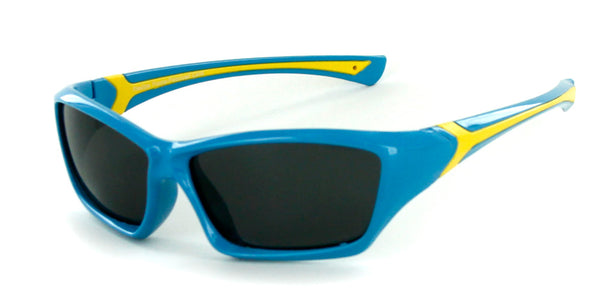 """Splash"" Polarized Kids Sunglasses"