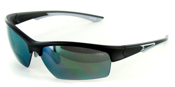 """Stone Creek"" MX2"" Bifocal Wrap-Around Sunglasses"