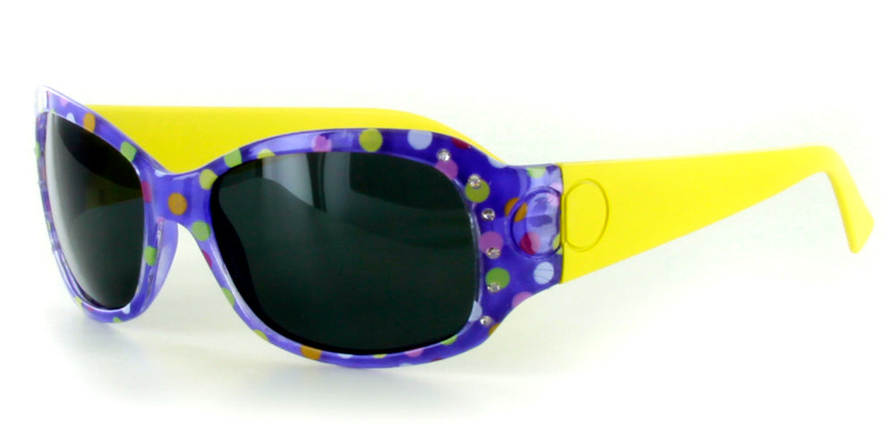 """Sugar n' Spice"" Polarized Kids Sunglasses"