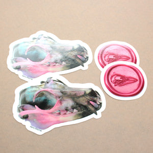 indecisive sticker pack - bat