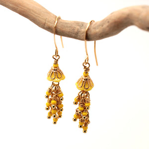 pollen earrings v2