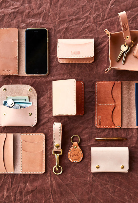 Leather Goods – BYNDR LEATHER GOODS