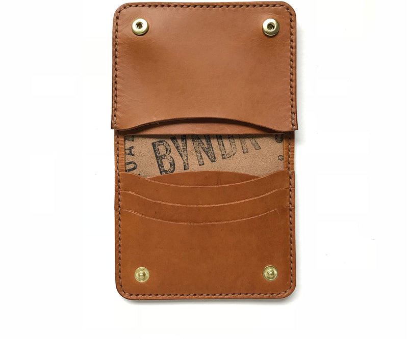 THE RETLAW WALLET - BYNDR LEATHER GOODS