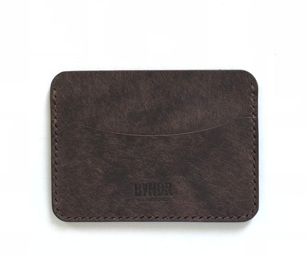Wescott Slim 3-Pocket - BYNDR LEATHER GOODS