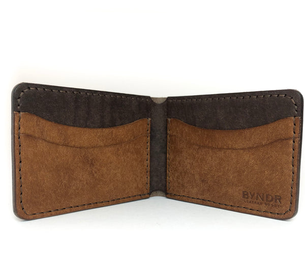 Badalassi - Six-Pocket BYNDR Billfold - BYNDR LEATHER GOODS