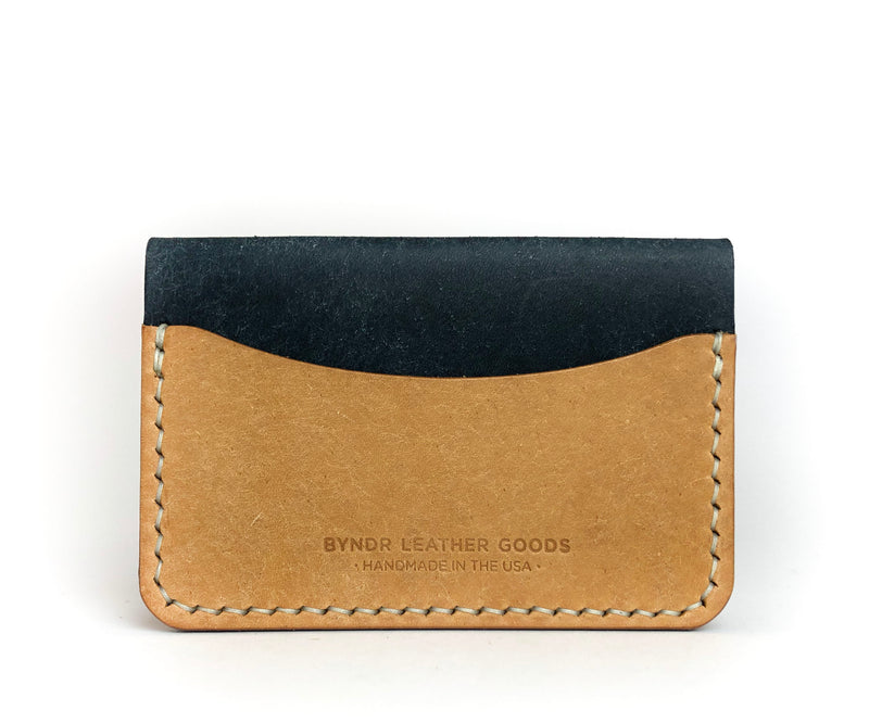 Badalassi - Three-Pocket Osbourne Wallet - BYNDR LEATHER GOODS