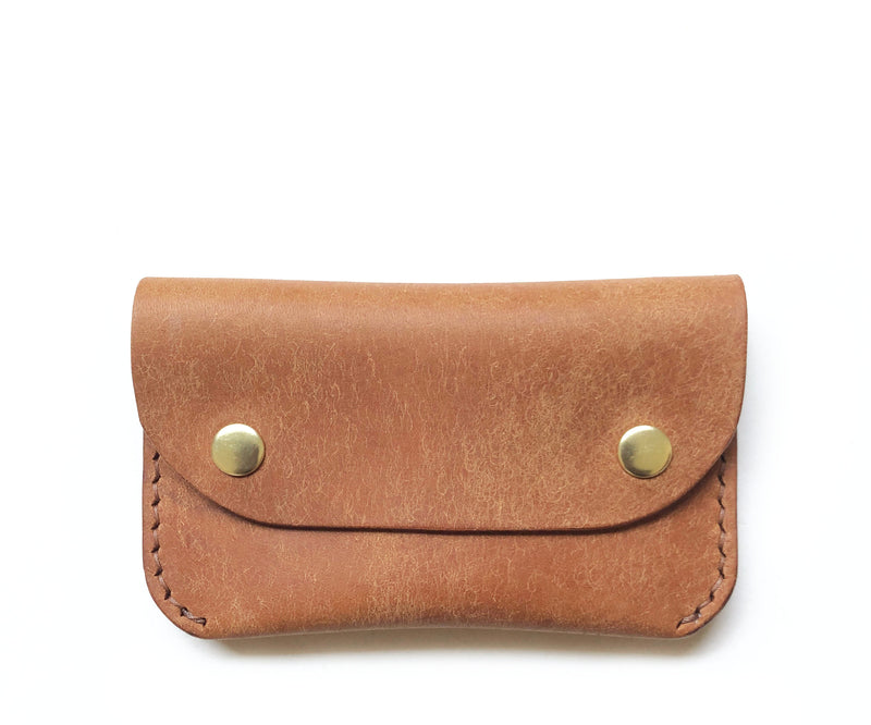 Bubble Coin Wallet - BYNDR LEATHER GOODS