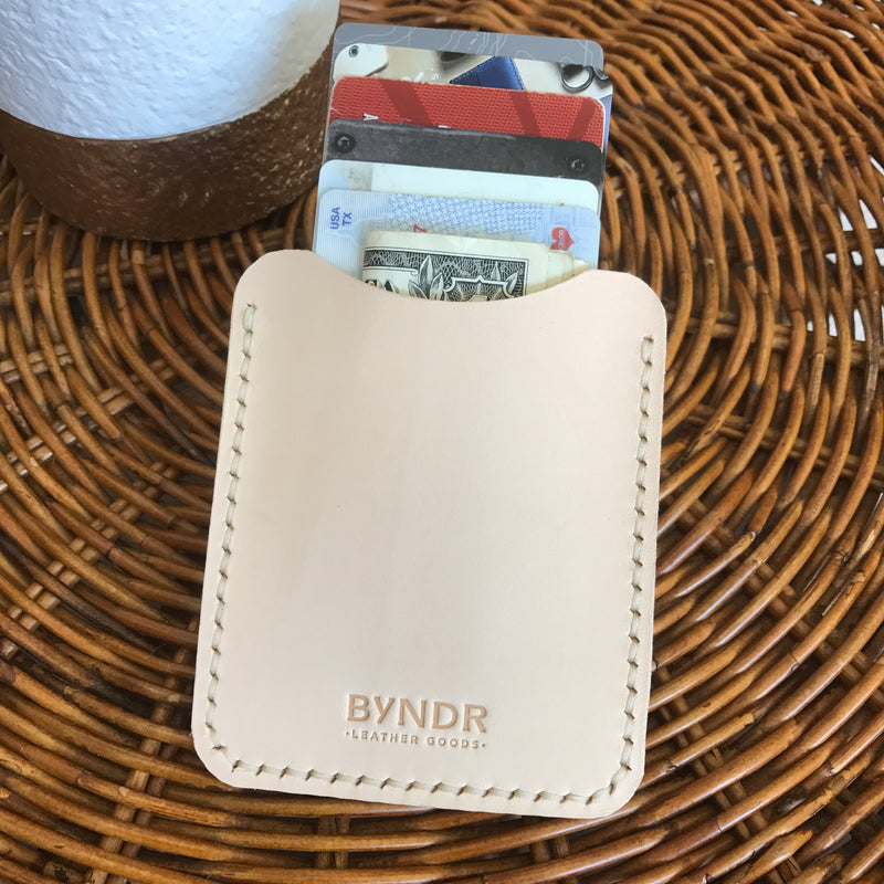 KACHAMANI + BYNDR Cardholder - BYNDR LEATHER GOODS