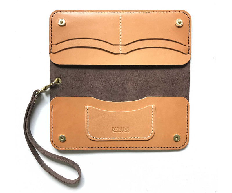 Sandy Long Wallet