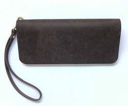 Sandy Long Wallet - BYNDR LEATHER GOODS