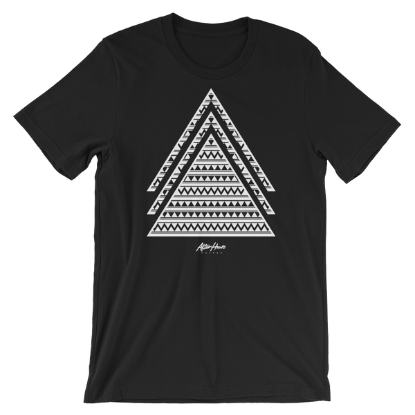 Triangles - Short-Sleeve Unisex T-Shirt