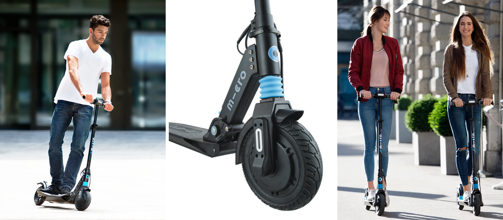 MICRO Merlin Electric Scooter Best Electric Scooter for Adults Canada