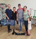 eMICRO One Electric Scooter Winner 2018
