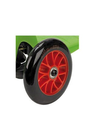 MICRO Wheel 120mm Black w/ Coloured-Core