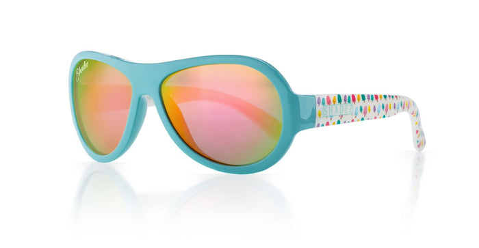 Designer Aviator - Ice Cream Blue